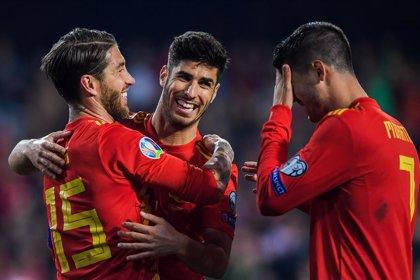 El alemán Aytekin arbitrará el Rumanía-España de este jueves para la Eurocopa de 2020