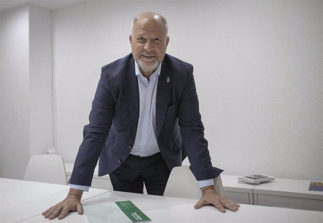 El consejero de Educación y Deportes, Javier Imbroda
