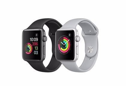 Portaltic.-Apple reparará de forma gratuita las pantallas con grietas de los modelos de aluminio Apple Watch Series 2 y 3