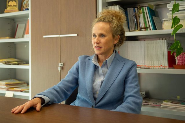 Entrevista a Mercè Caso, juez decana de Barcelona