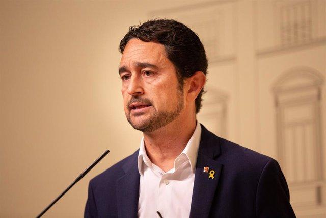 Declaraciones Del Conseller Damià Calvet (Generalitat)