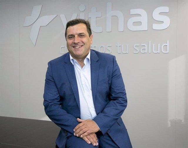 El doctor Pedro Rico, nuevo director general de Vithas