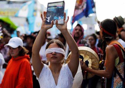 Guatemala.- La CICIG termina su mandato contra la corrupción en Guatemala