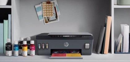 Portaltic.-HP amplía su portfolio de impresión con la nueva impresora sin cartucho HP Smart Tank Plus