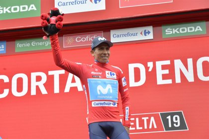 """Colombia.- Ciclismo.- Nairo Quintana ficha por el Arkea-Samsic: """"Las ambiciones son las mismas, el Tour"""""""