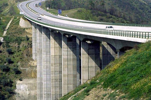 Autopista de Globalvia en Portugal