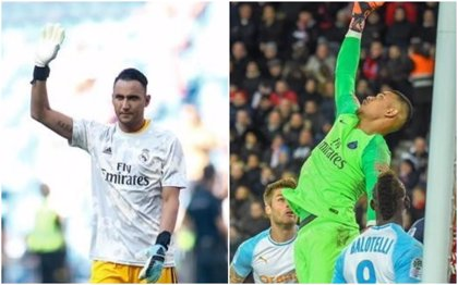 Keylor Navas ficha por el PSG y Areola llega cedido al Real Madrid