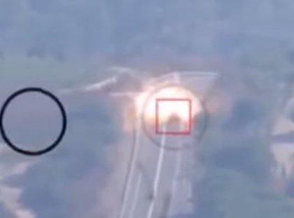 Líbano/Israel.- Hezbolá difunde un vídeo del ataque del domingo y asegura que Israel está ocultando sus bajas