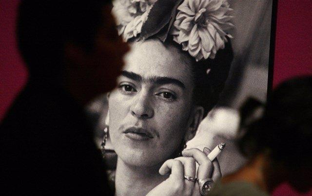 Imagen de Frida Kahlo.