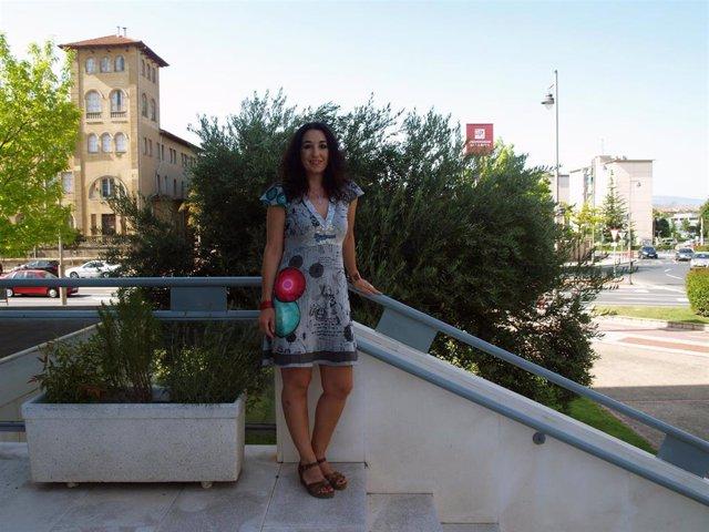 Raquel Carmen Nieto ha obtenido el grado de doctora por la Universidad de La Rioja
