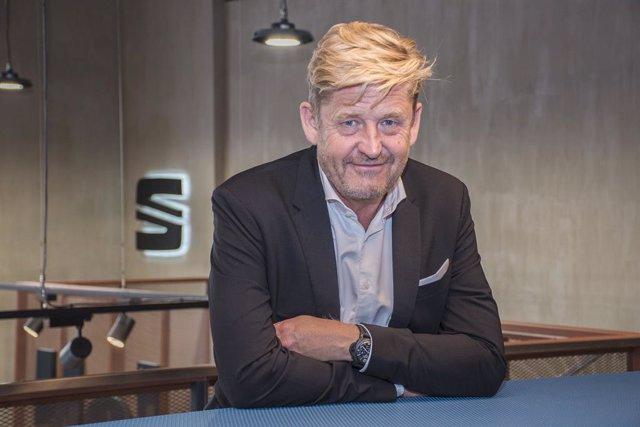 Wayne Griffiths, vicepresidente de Seat y consejero delegado de Cupra