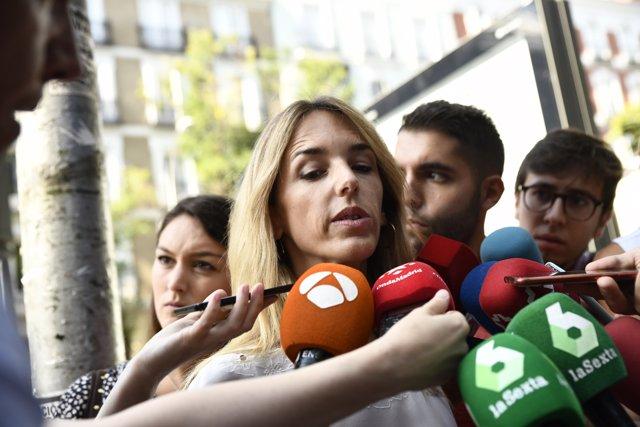 Reunión del Comité de Dirección del PP en su sede de Madrid