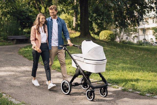 Cochecito de bebé eléctrico de Bosch