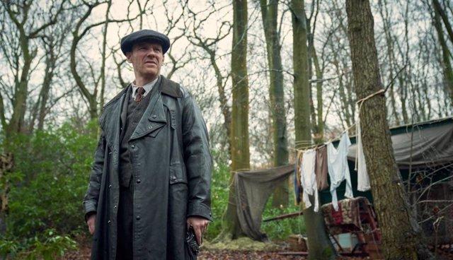 Jimmy McCavern, líder de los Billy Boys, antagonistas de la quinta temporada de Peaky Blinders