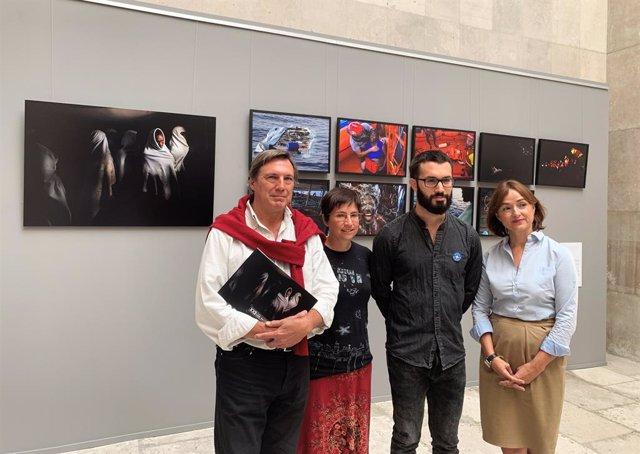 El MUVA retrata la realidad del Mediterráneo, Venezuela, los refugiados y los af
