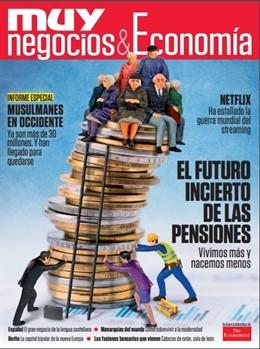 Nace 'Muy Negocios y Economía', el medio impreso y digital de economía para todos los públicos