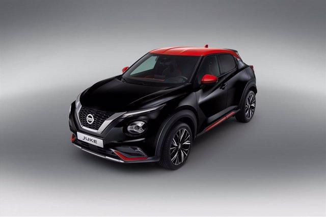 El nuevo Juke de Nissan, en una imagen de archivo