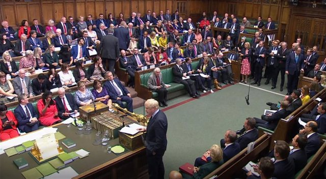 Brexit.- El presidente de la Cámara de los Comunes autoriza un debate de urgenci