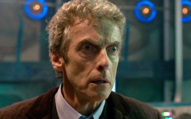 Peter Capaldi, duodécimo doctor en Doctor Who