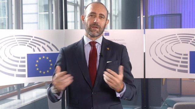 El eurodiputado balear de Cs, José Ramón Bauzá.