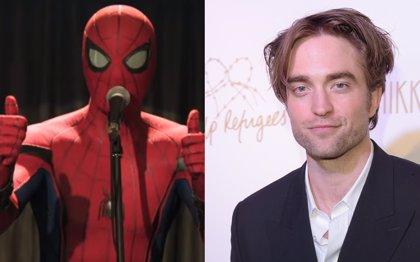 Tom Holland (Spider-Man) cree que Robert Pattinson va a arrasar como Batman
