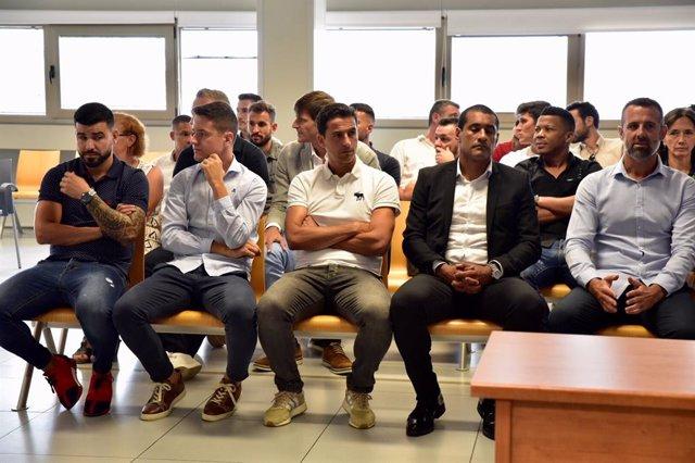 Fútbol.- El juez rechaza suspender el juicio del Levante-Zaragoza y pospone la d
