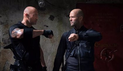 Fast & Furious: Hobbs & Shaw rompe un récord en taquilla de Vengadores: Endgame