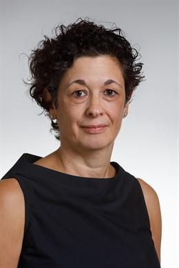 María Ángeles Nuin, directora gerente del Instituto de Salud Pública y Laboral de Navarra