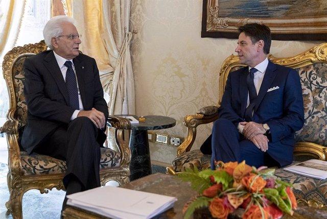 Italia.- El nuevo Gobierno de Conte tomará posesión el jueves con Di Maio como m