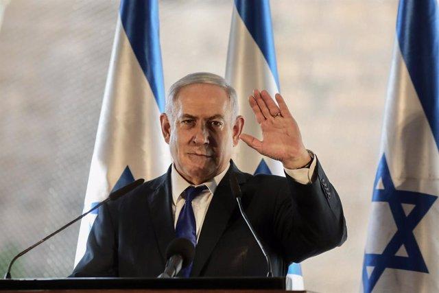 O.Próximo.- Netanyahu defiende la presencia judía durante una visita a Hebrón