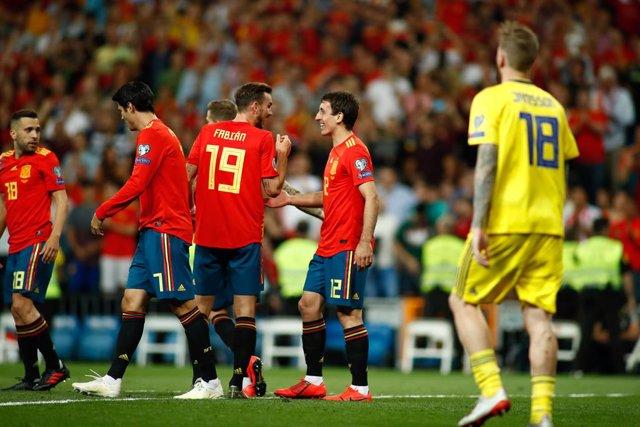 Fútbol/Selección.- Previa del Rumanía - España
