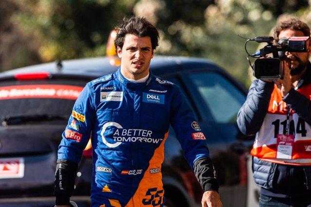 """Fórmula 1/GP Italia.- Sainz: """"Estamos enfocados en maximizar nuestro rendimiento"""