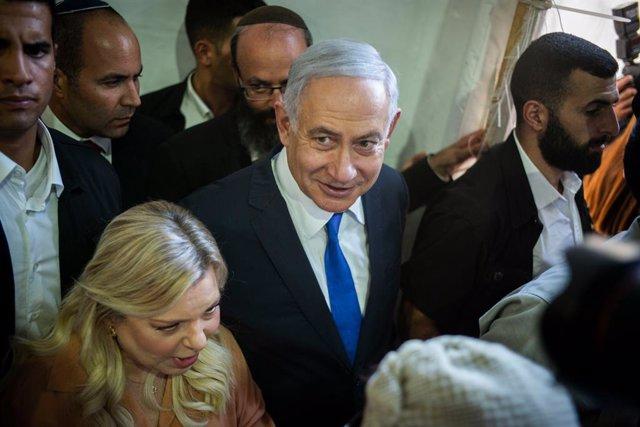 """Irán.- Netanyahu subraya que ahora """"no es el momento de dialogar con Irán"""" y lla"""