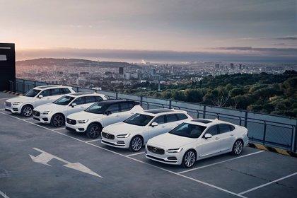 Volvo Cars aumenta un 10% sus ventas mensuales gracias al empuje de su gama todocamino