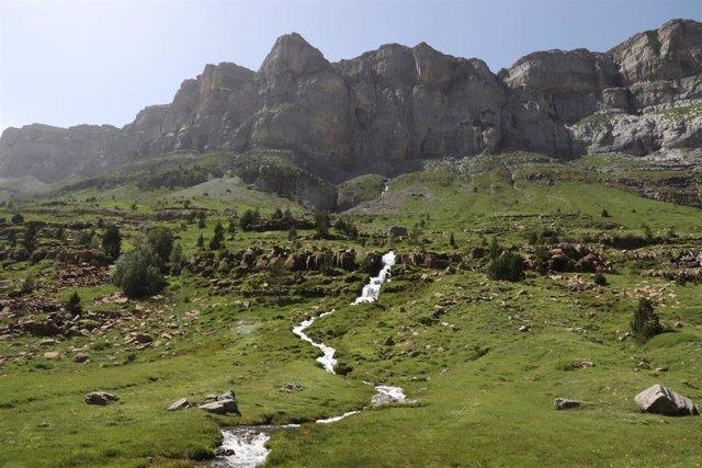 Parque Nacional de Ordesa (Huesca).