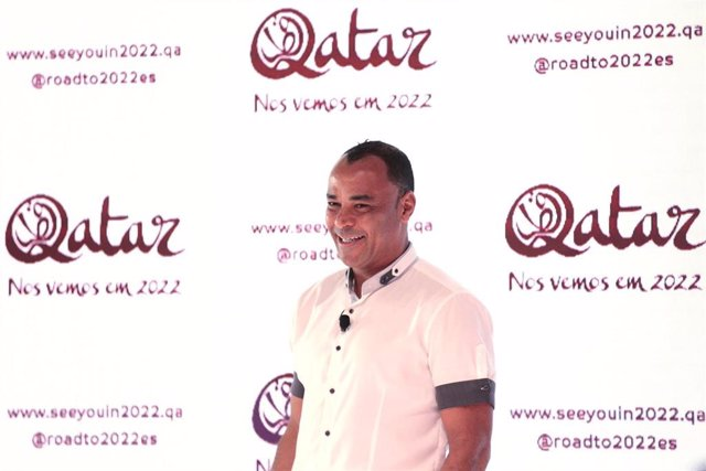21 June 2019, Brazil, Sao Paulo: Retired Brazilian footballer Cafu attends an event during which he was announced as an ambassador for the Qatar World Cup 2022. Photo: Paulo Lopes/ZUMA Wire/dpa