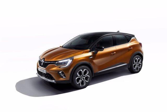 Nuevo Renault Captur.