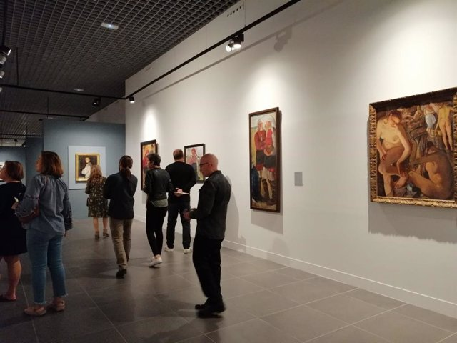 Exposición en el Museo Ruso de Málaga