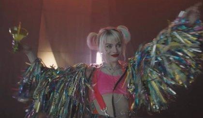 """Filtrado el gamberro teaser de Birds of Prey: Harley Quinn ha """"superado"""" a los payasos"""