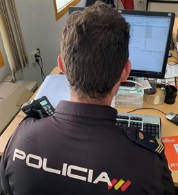 Policía Nacional investigación fraude