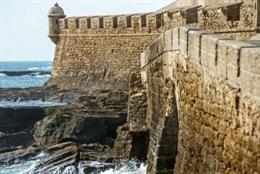 El Castillo de San Sebastián de Cádiz