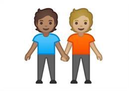 Ya están disponibles los emojis de género neutro en Android 10, que  aparecerán