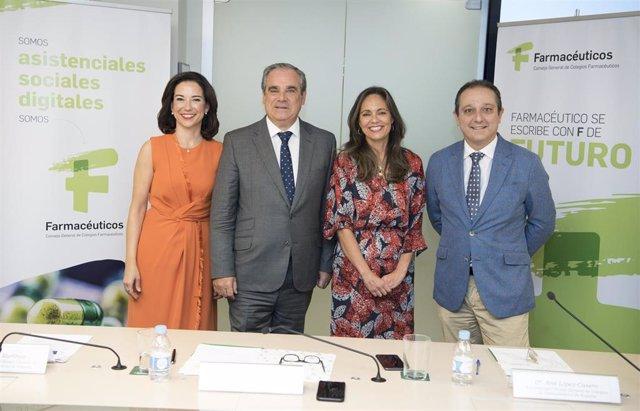 El Consejo General de Colegios de Farmacéuticos presenta su nueva estrategia corporativa 'Somos Farmacéuticos'