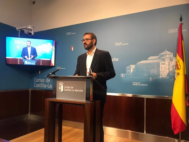 """PSOE exige a Montesinos (PP) """"más rigor y menos hipocresía"""" cuando habla de """"mercadeo de sillones"""""""