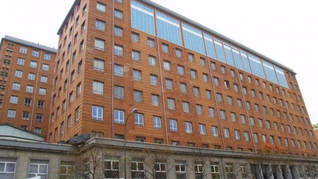 Imagen de archivo del Hospital de La Princesa de Madrid