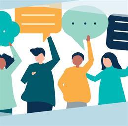 Imagen promocional del curso de dinamización lingüística de la UIB.