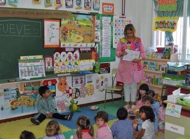 Maestra de Educación Infantil