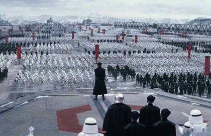 Star Wars: The Mandarlorian revelará el origen de la Primera Orden