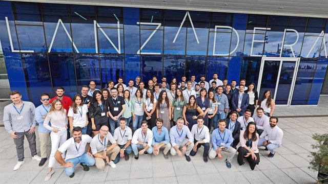 Nuevos emprendedores Lanzadera