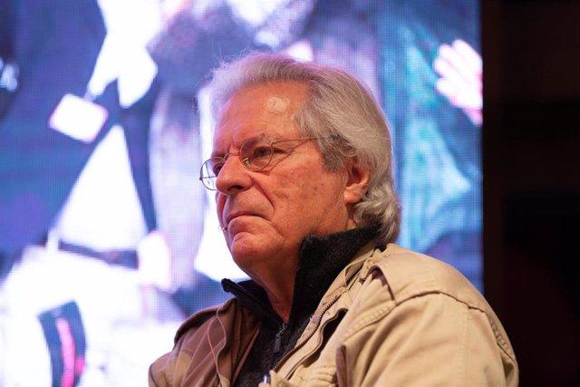 El eurodiputado Javier Nart en un acto de Ciudadanos en Barcelona